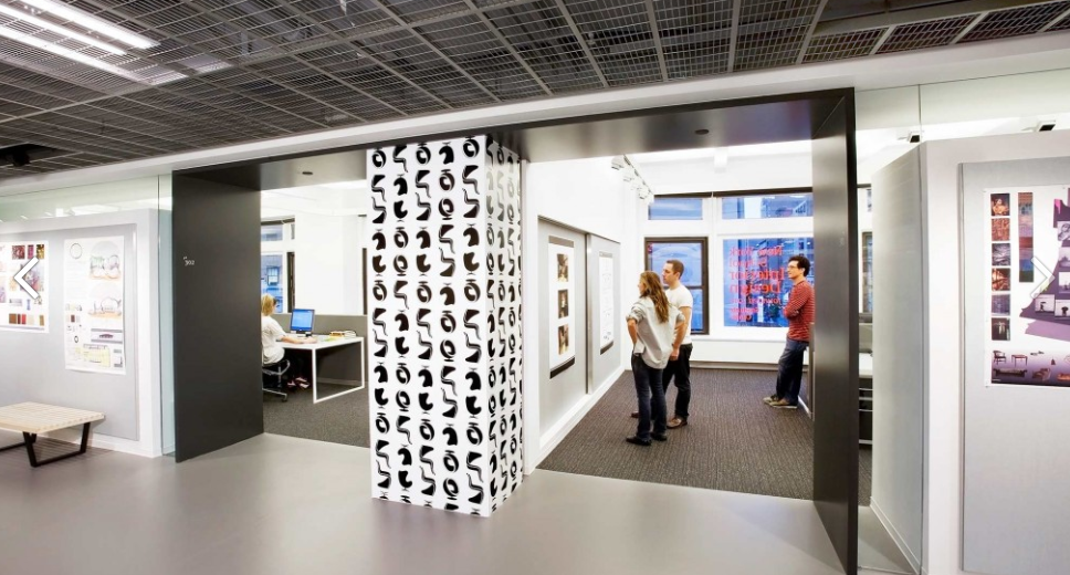 New York School of Interior Design Graduate Center Tour Urban