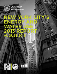 The New York City Energy and Water Use Report