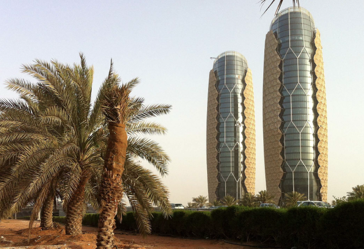 Al Bahr Towers - image copyright Arup