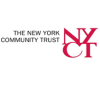 The New York Community Trust Sponsor Logo